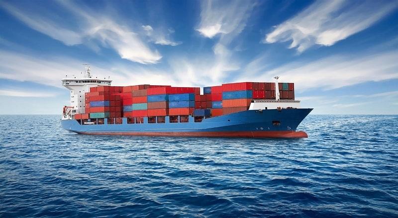 هزینه ارسال بار با کشتی