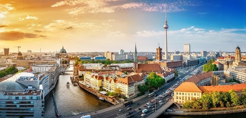 حمل لوازم منزل به آلمان