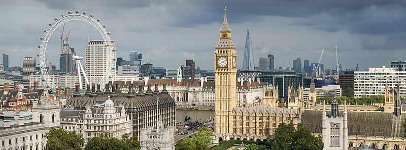 فریت بار به لندن