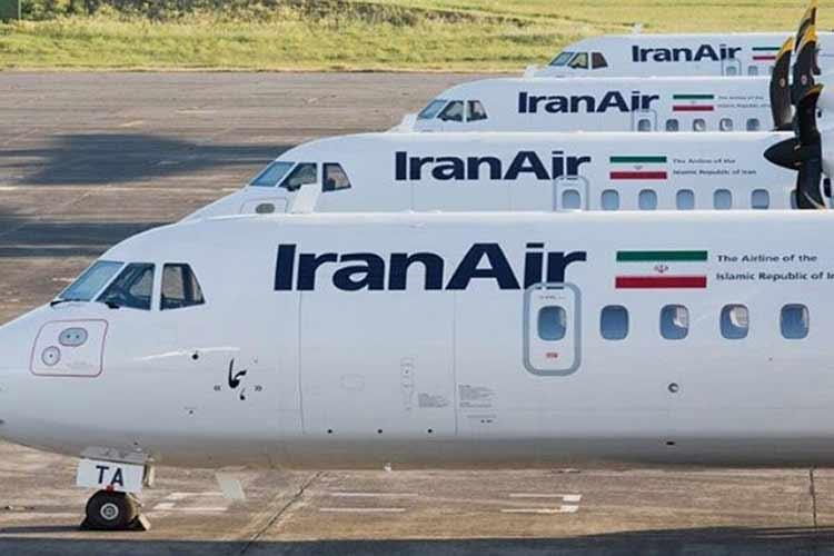 پیگیری فریت بار ایران ایر